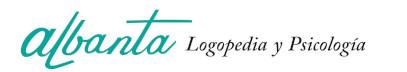 Albanta Logopedia y Psicología